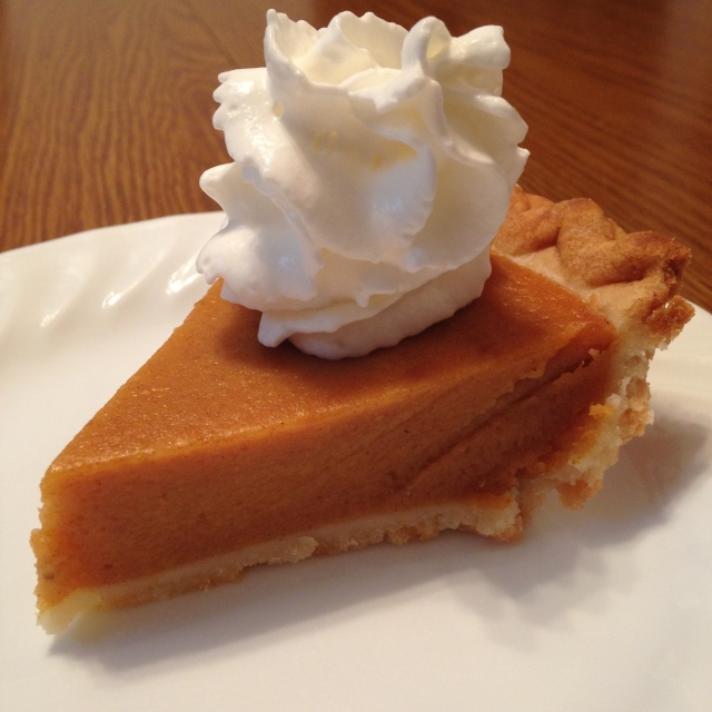 Pumpkin is everywhere! Pumpkin pie is a great fall treat, and stores start carrying everything from pumpkin soaps to teas and other treats.
