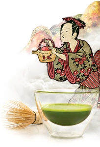 Photo courtesy of Teavana.com A Traditional Japanese tea ceremony is elaborate and precise.
