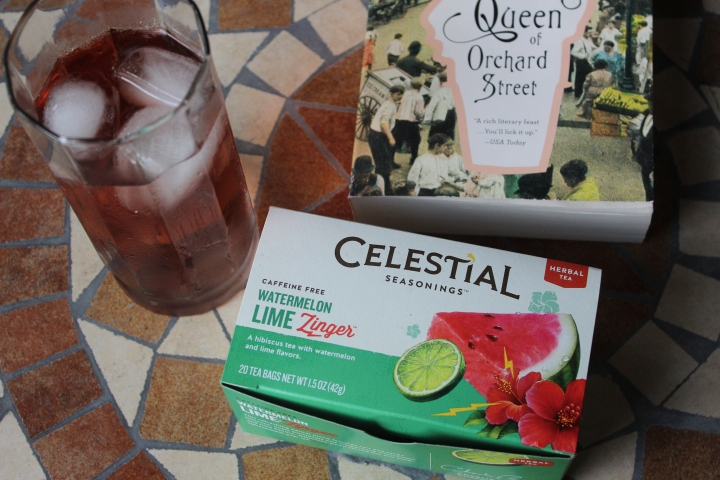 Tea Review: Celestial Seasonings' Watermelon Lime Zinger