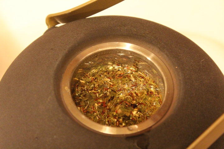 Tea Review: Spice & Tea Merchant's Jasmine Mint Herbal