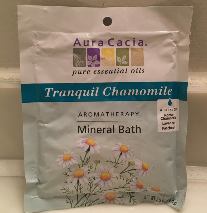 Aura Cacia Tranquil Chamomile MineralBath