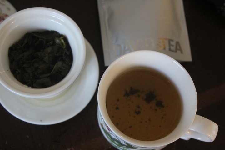 Tea review: DavidsTea Vanilla orchid oolong tea