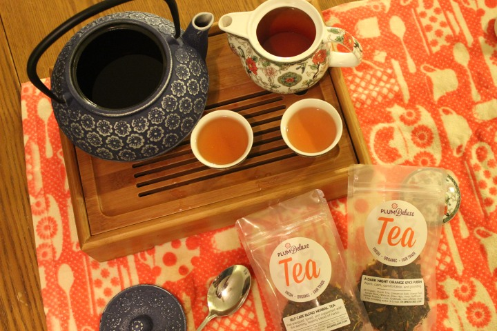 Review: Plum Deluxe teas