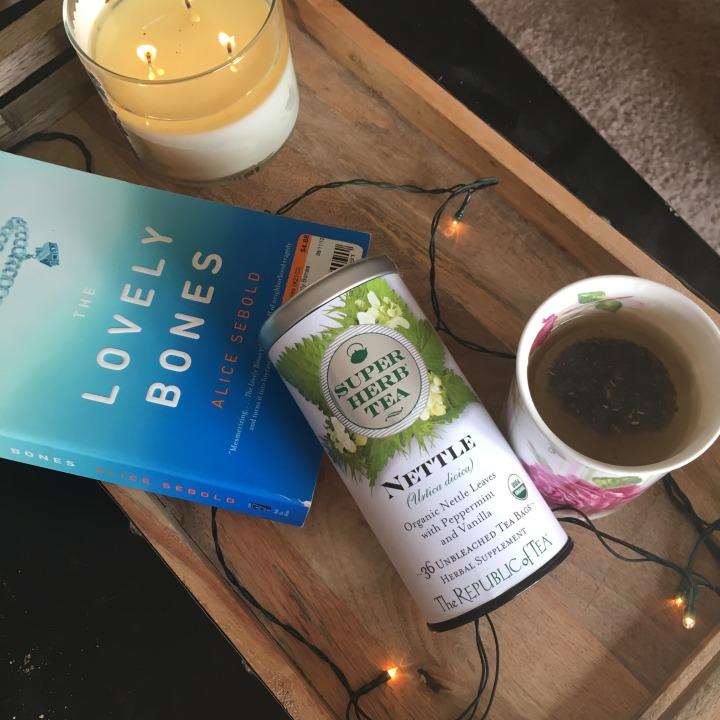 Tea review: Republic of Tea's Super Herb NettleTea