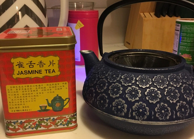 Tea review: Golden Dragon Jasmine