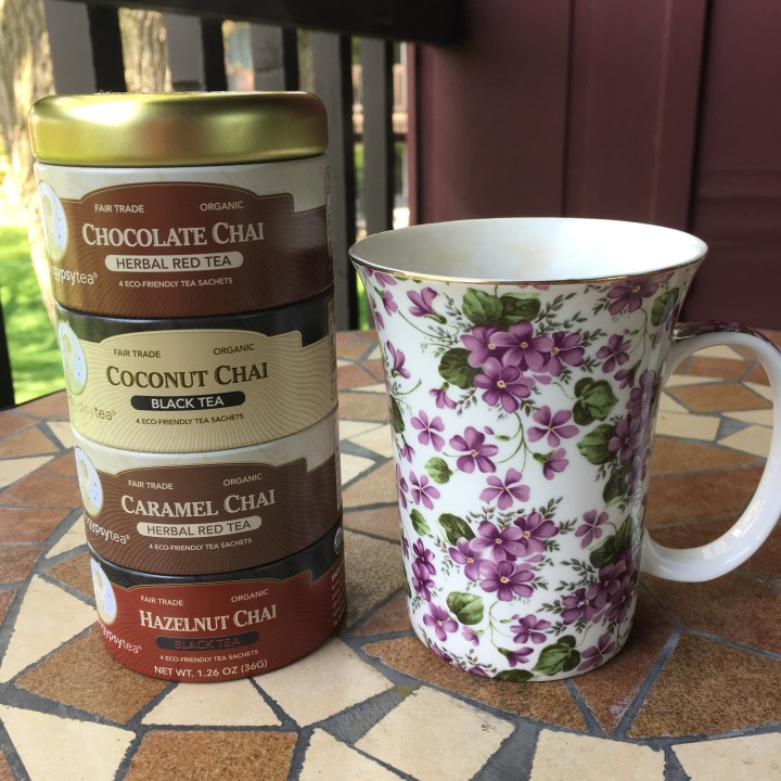 Review: Zhena's Gypsy Chai Tea sampler