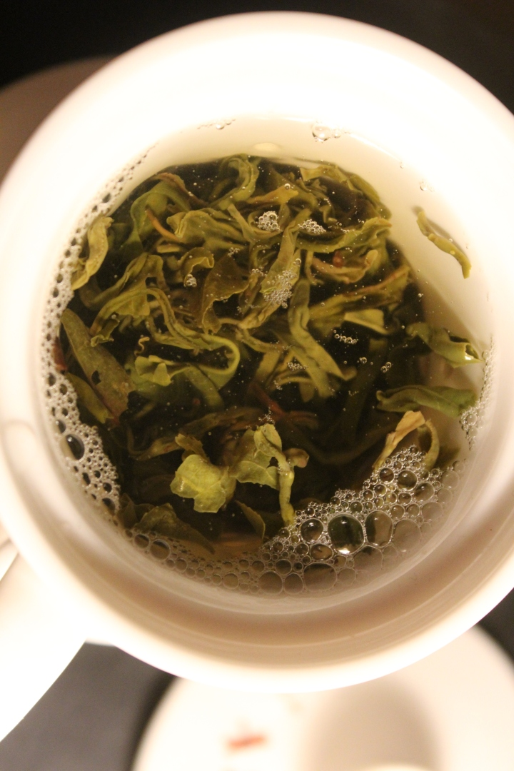 Tea review: Nepal Tea Ganesha Green