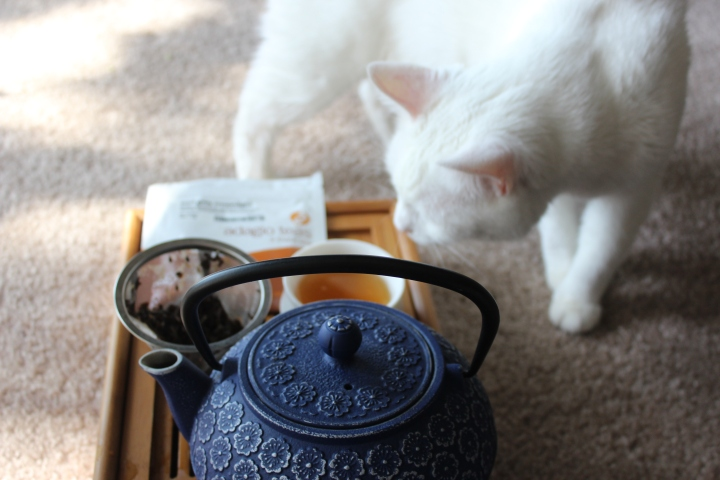 Review: Adagio Earl Grey Moonlight