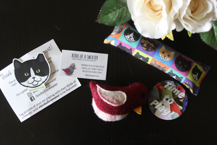 Birds of a Sweater Q&A + Giveaway