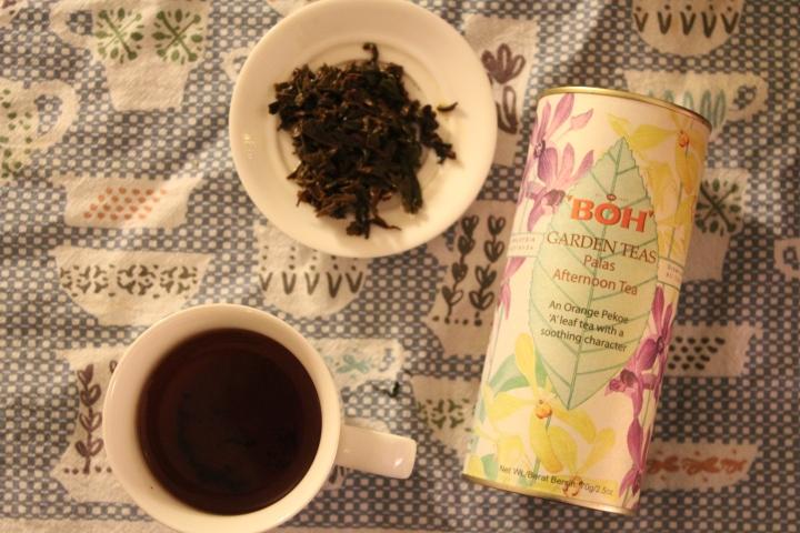 Tea review: Boh Garden Teas Palas AfternoonTea