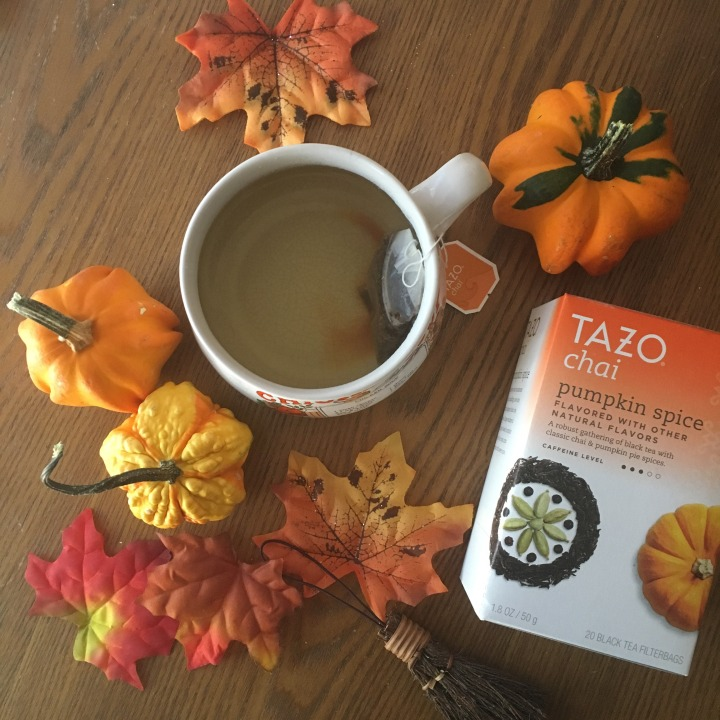 Review: Tazo Pumpkin Spice Chai Tea