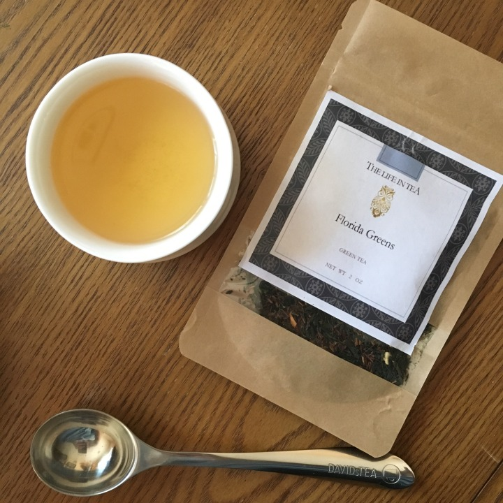 Review: The Life in Tea FloridaGreens