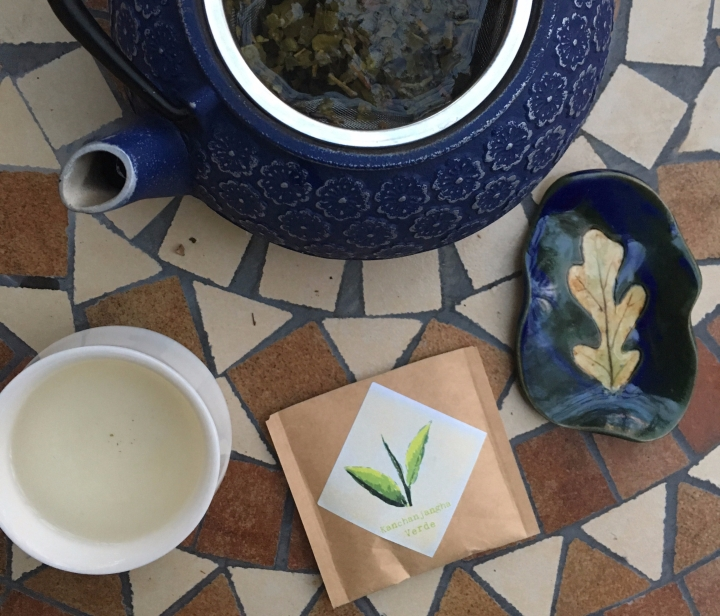 Review: Nepal Tea Kachanjangha Verde green tea