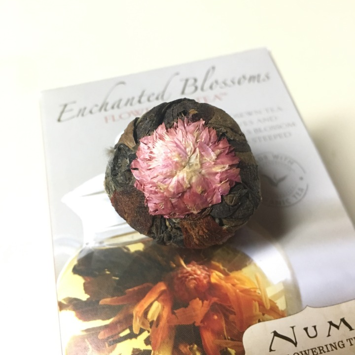 Review: Numi Sunset Oolong flowering tea