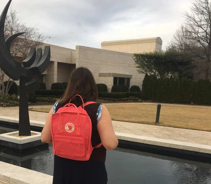 A mini adventure in Auburn + my new Fjallraven Kanken backpack