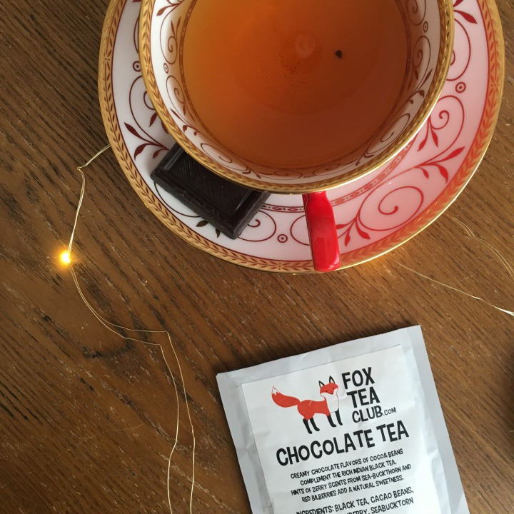 Review: Fox Tea Club Chocolate Tea
