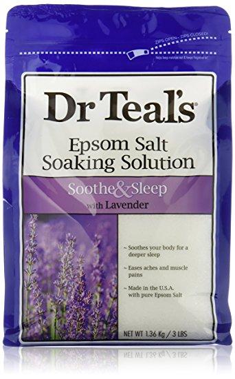 Dr. Teal_s Lavender Soak & Sooth