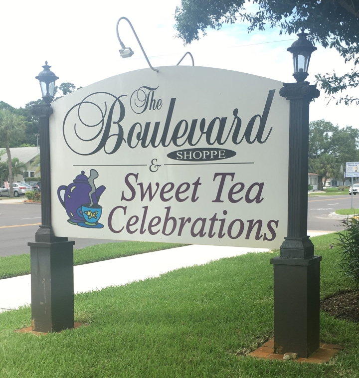 Tea Room Review: Sweet Tea Celebrations
